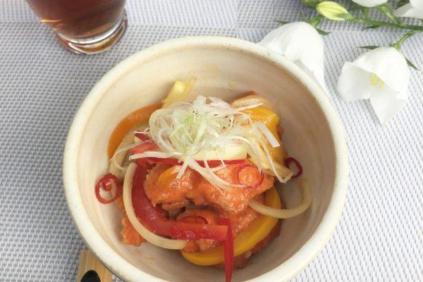 Salmon Nanban Zuke